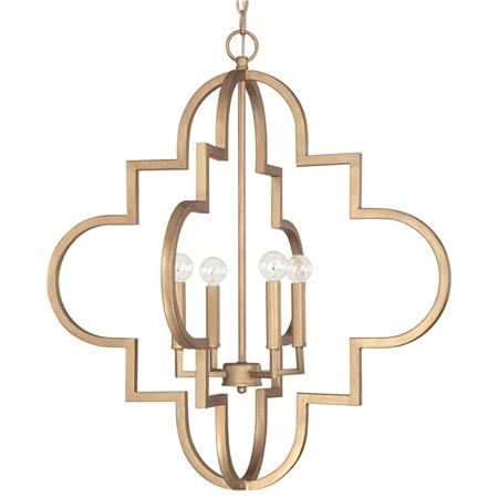 Arabesque Chandelier - Shades of Light