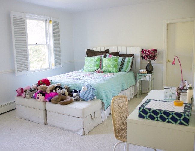 Teen bedroom before remodel