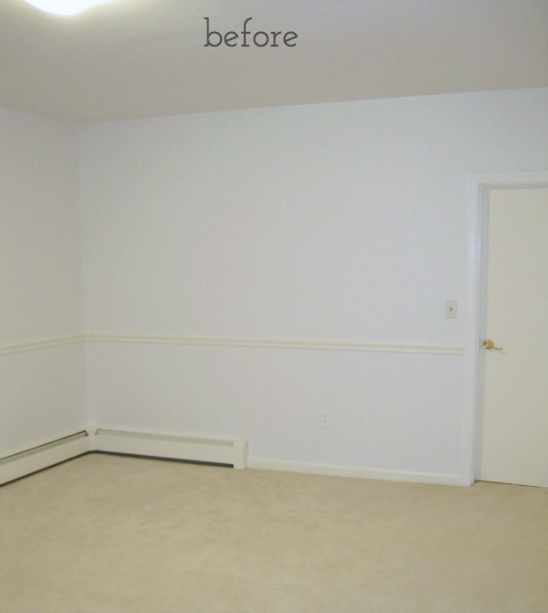 Before Bedroom Makeover