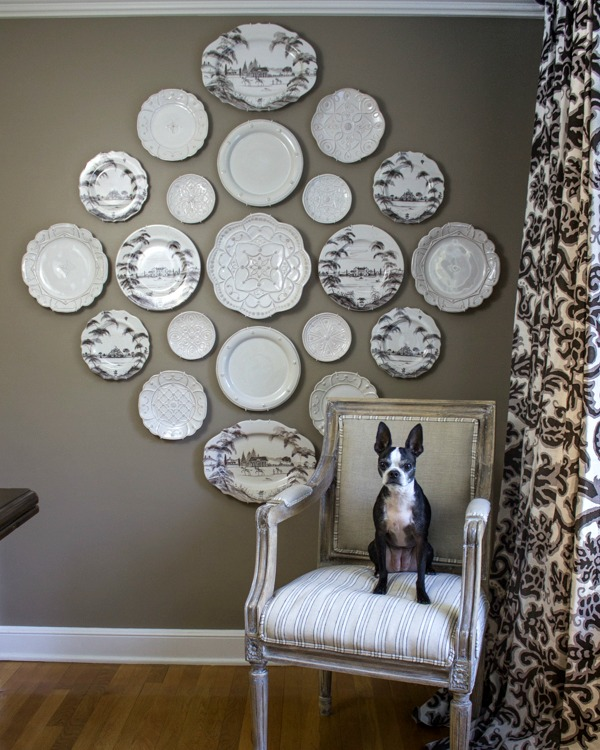 The perfect warm gray - Sherwin Williams Keystone Gray