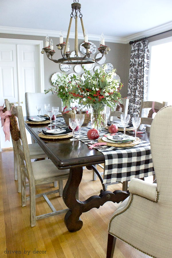 My five favorite tabletop accessories driven by decor for Dining room decor accessories