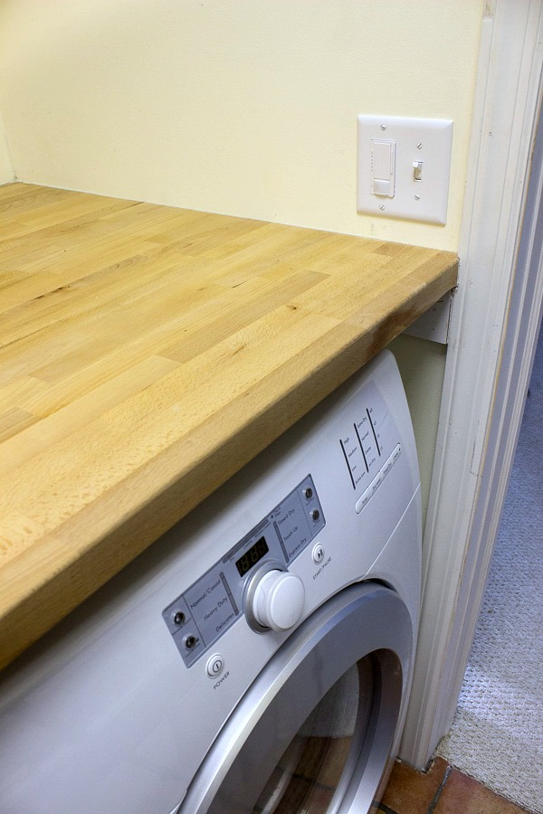 Installation of Lutron motion sensor in laundry room