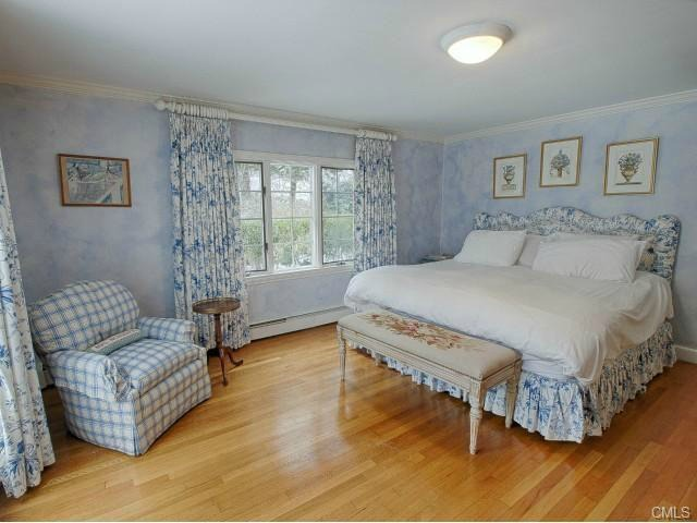 Master Bedroom on MLS