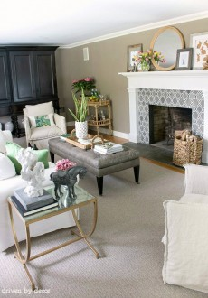 Coffee Table Styling Tips & Essentials