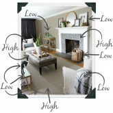 Tips for being smart about furnishing your home - when to save and when to splurge!