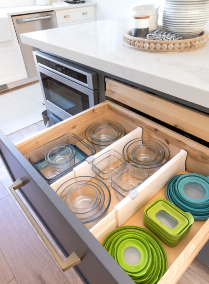 8 Budget-Friendly Kitchen Organization Ideas!