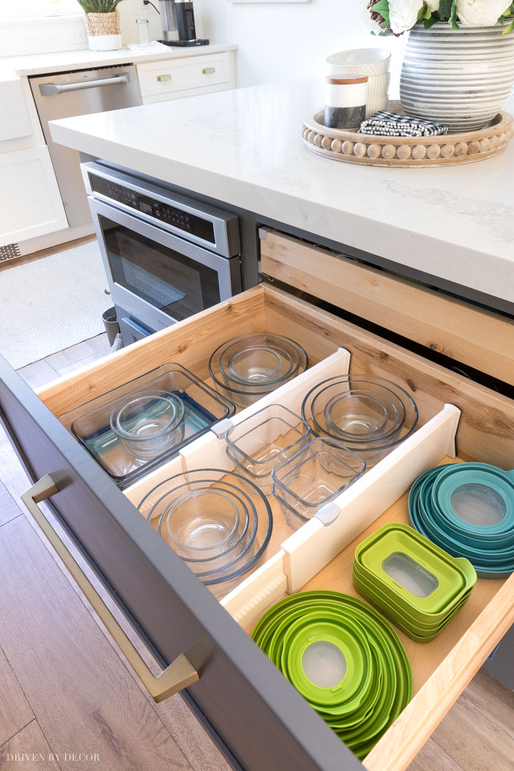 So many great budget friendly kitchen organization ideas in this post!