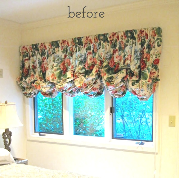 Floral balloon valences