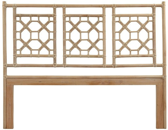 Riley Rattan Headboard