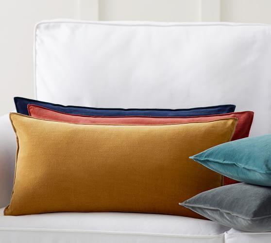 Pottery Barn Jewel Tone Pillows