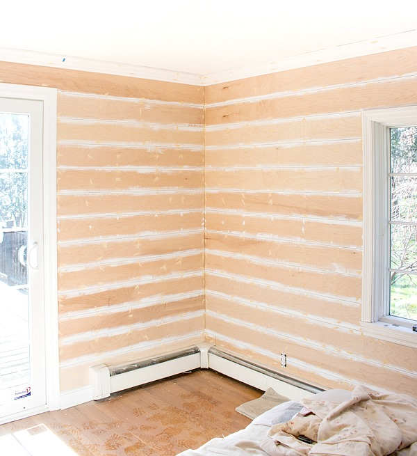 How to DIY shiplap on the cheap - tips and full tutorial!