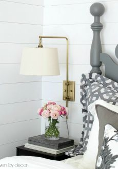 How to DIY Shiplap Walls on the Cheap!