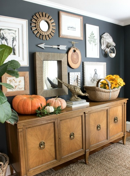 My 2016 Simply Fall Home Tour