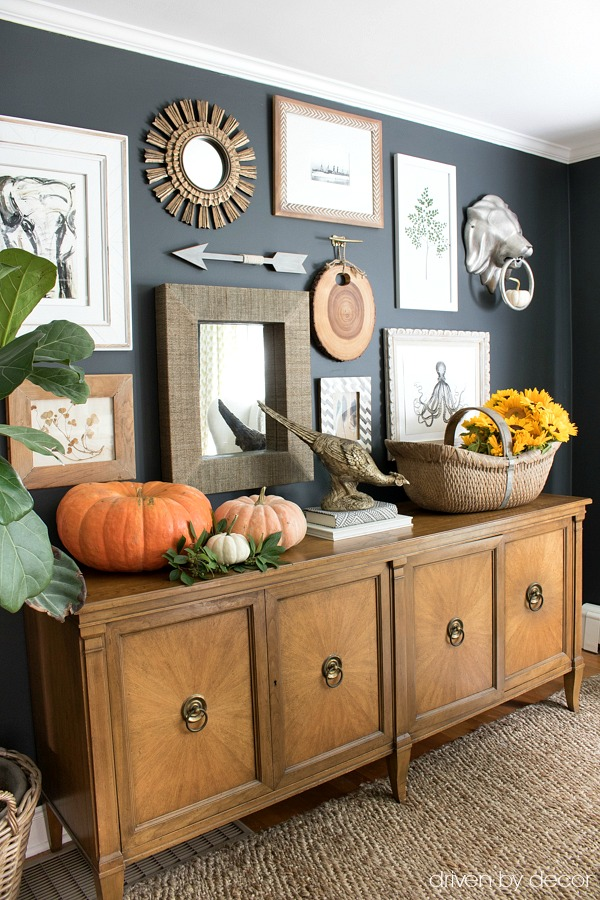 30 Tips For Fabulous Fall Decor Driven By Decor