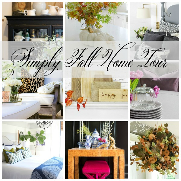 Simply Fall Home Tour