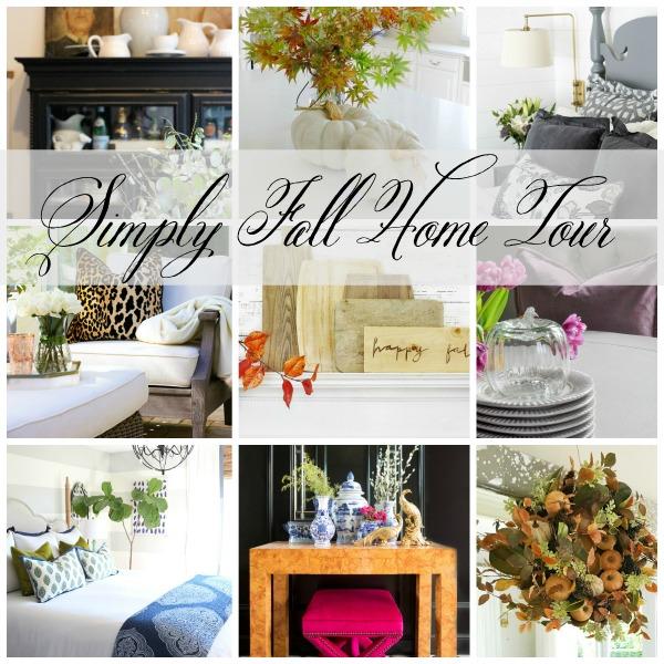 Simply Fall Home Tour