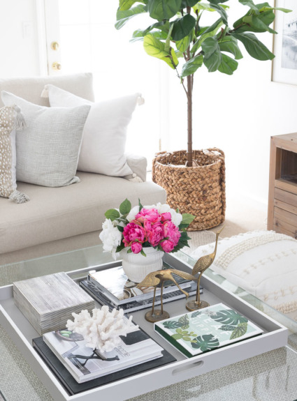 Coffee Table Decor: Ideas & Inspiration