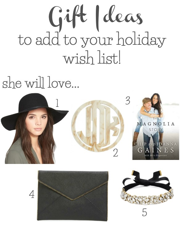 Great Christmas gift ideas for moms, sisters, and other women on your list