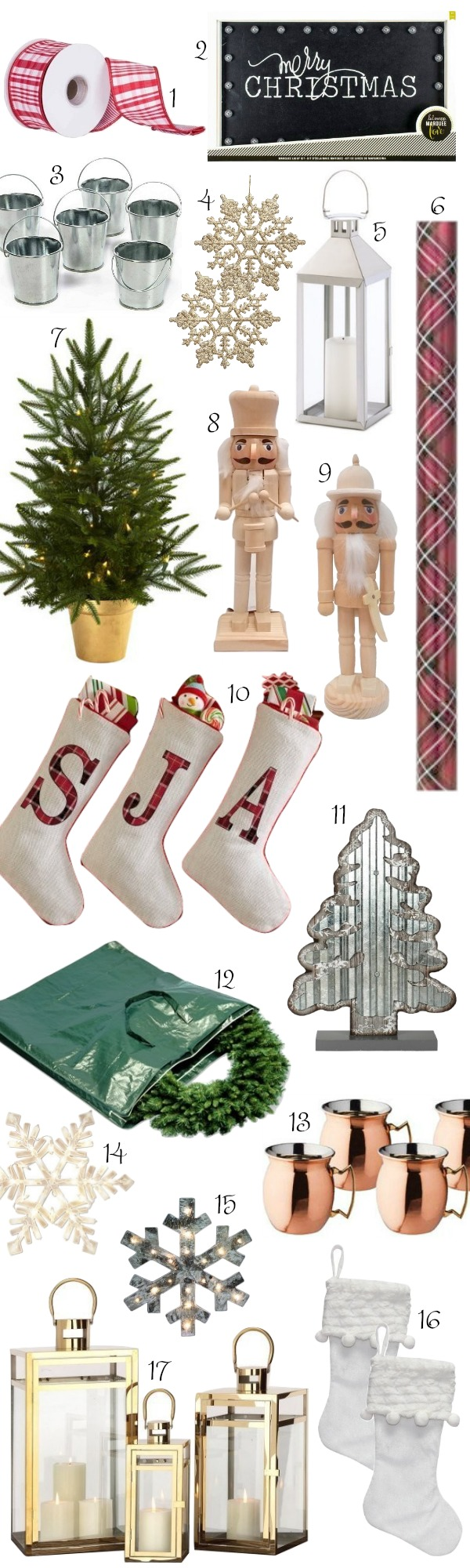 favorite christmas decorations from walmart