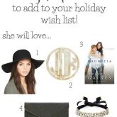 Gift ideas for the women on your list!