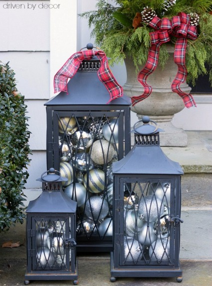 2016 Cyber Monday Deals and Five Quick & Easy Outdoor Holiday Decorating Ideas!