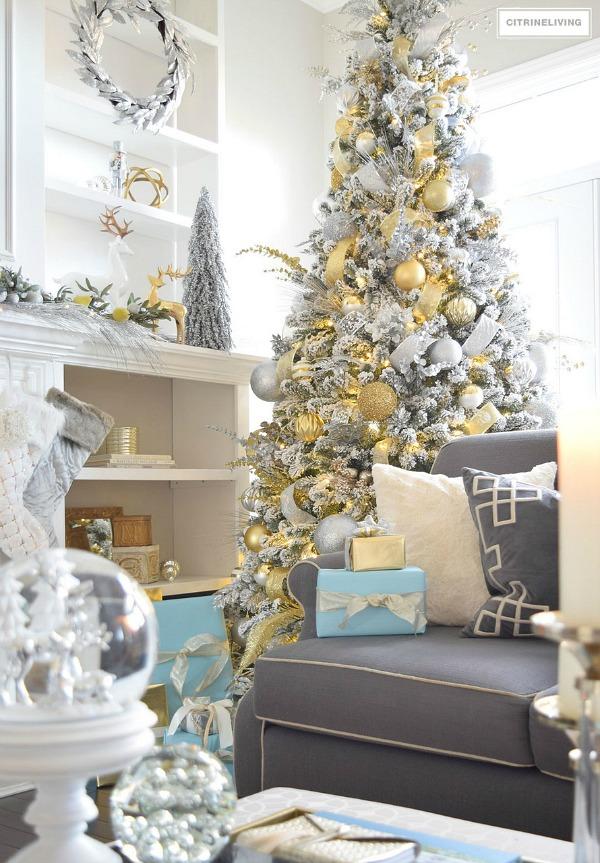 Citrine Living - Christmas home tour