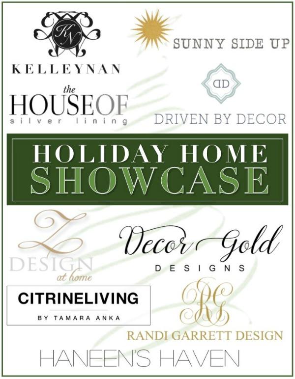 Holiday Home Showcase Christmas Tour