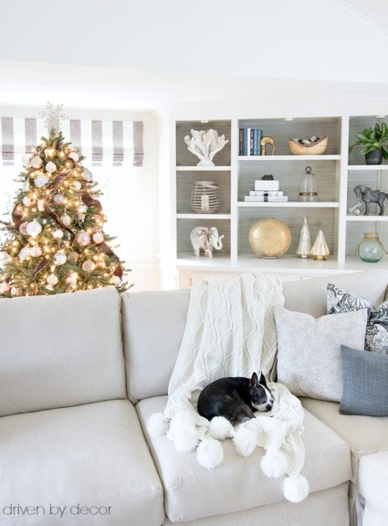 2016 Christmas House Tour (Part 2): 12 Days of Holiday Homes
