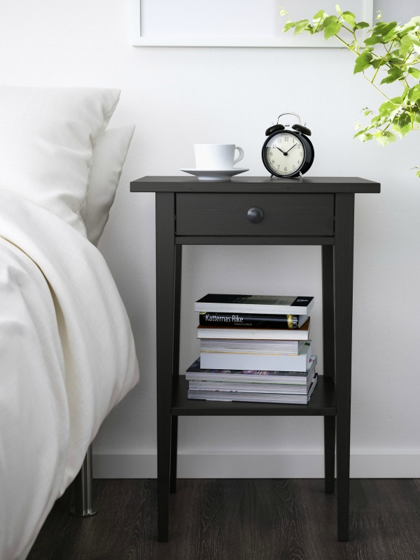 An inexpensive classic design nightstand - such a great deal!