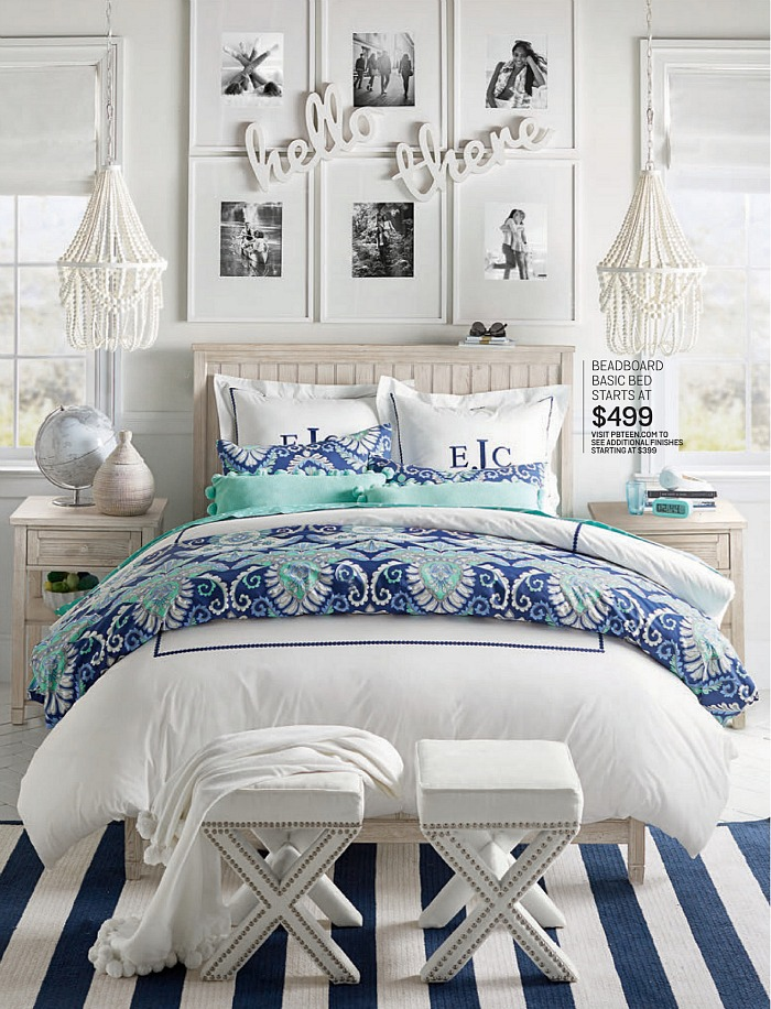 Ideas inspiration for filling up your bare walls with - Over the bed art ...