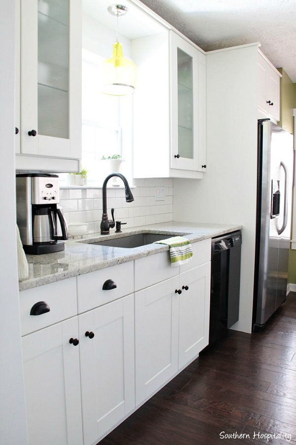 Kitchen remodel using IKEA cabinets - Southern Hospitality