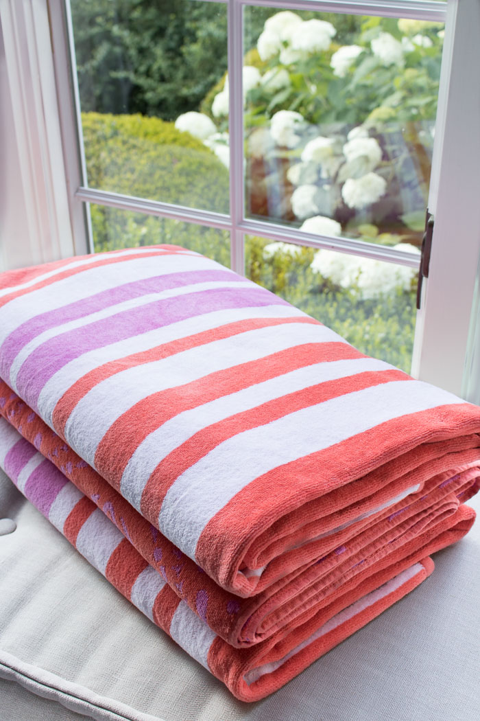 My favorite beach towels - super soft and great large size!