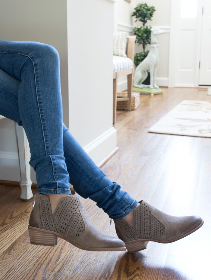 Great Vince Camuto fall booties!