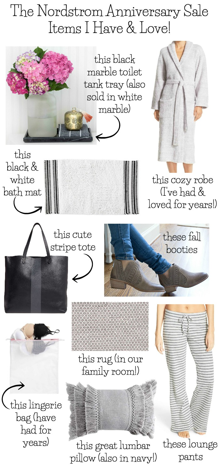My Nordstrom Anniversary Sale Home and Fashion Favorites!