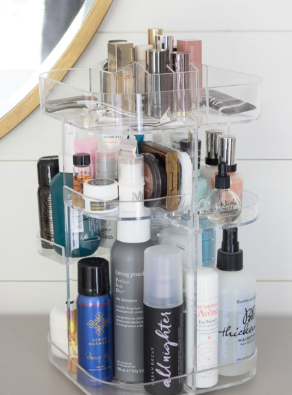 The Best Way to Organize Beauty Products