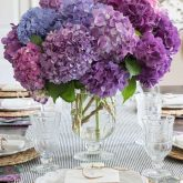 Great tips on how to make cut hydrangeas last and how to revive wilting ones!