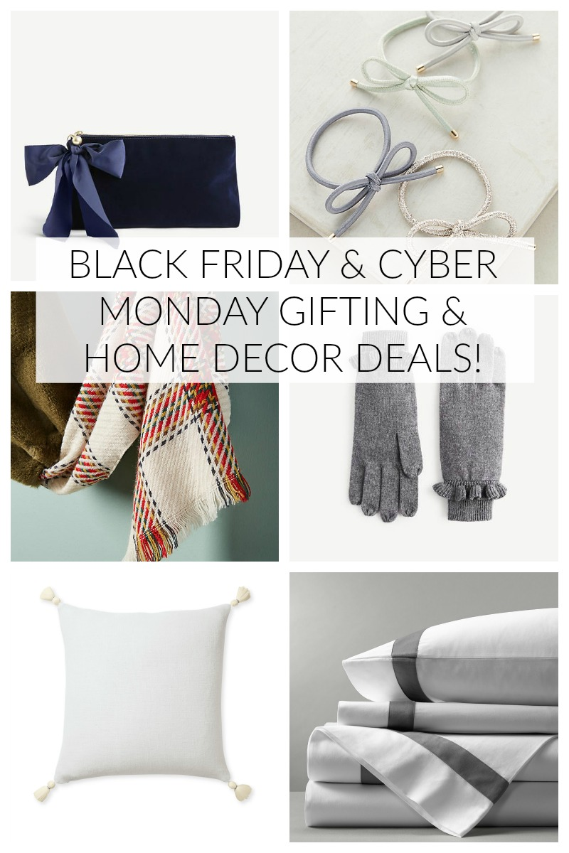 The best cyber monday gift home decor deals driven by for Home decor offers