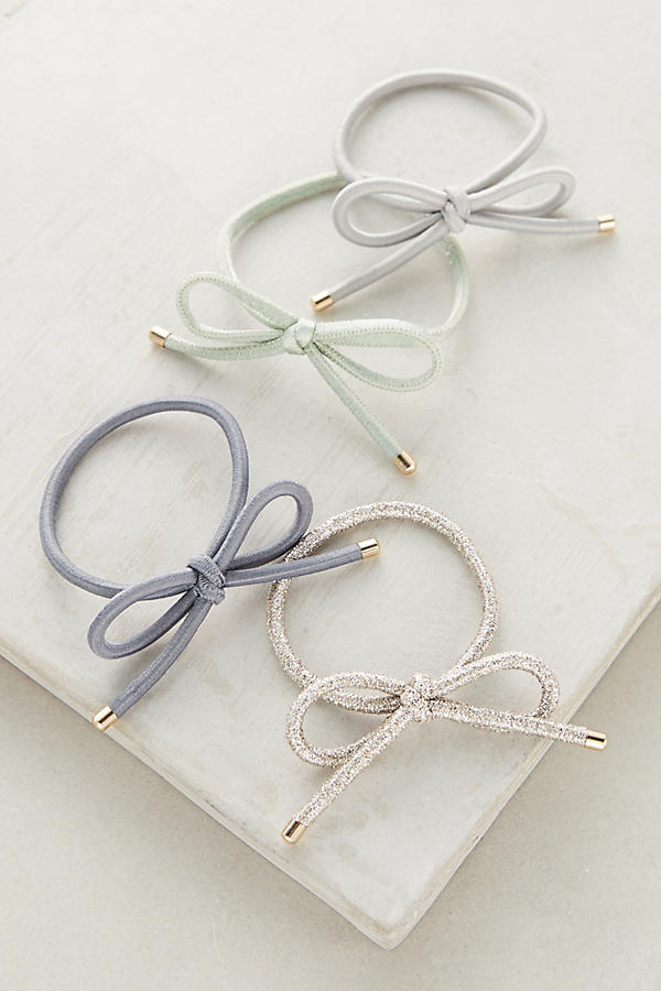 The cutest bow tie hair bands! Perfect for stocking stuffers and gifting!