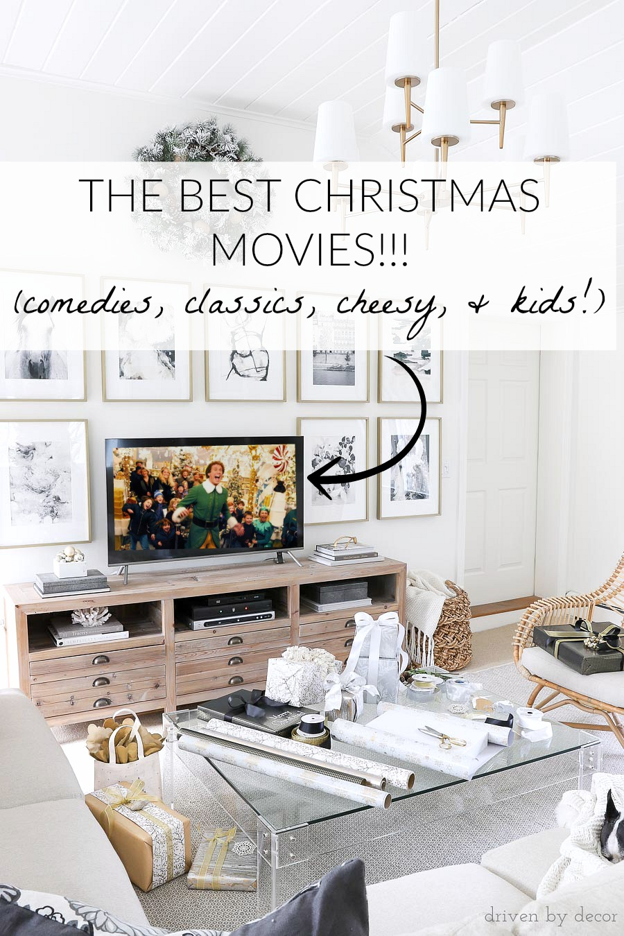 The best Christmas movies (our readers' favorites to watch during the holidays!) Comedies, classics, cheesy, and kids movies!