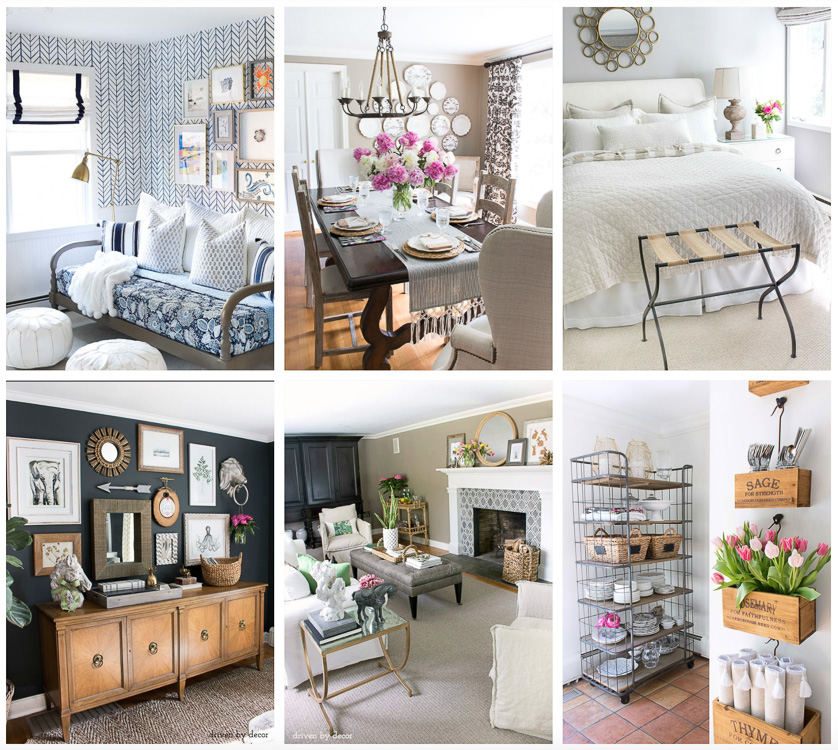 Driven by decors home tour