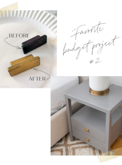 Five Favorite Budget Home Projects!