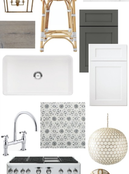 Countertops, Flooring, Lighting, & More: Sharing ALL of My Choices for Our New Kitchen!