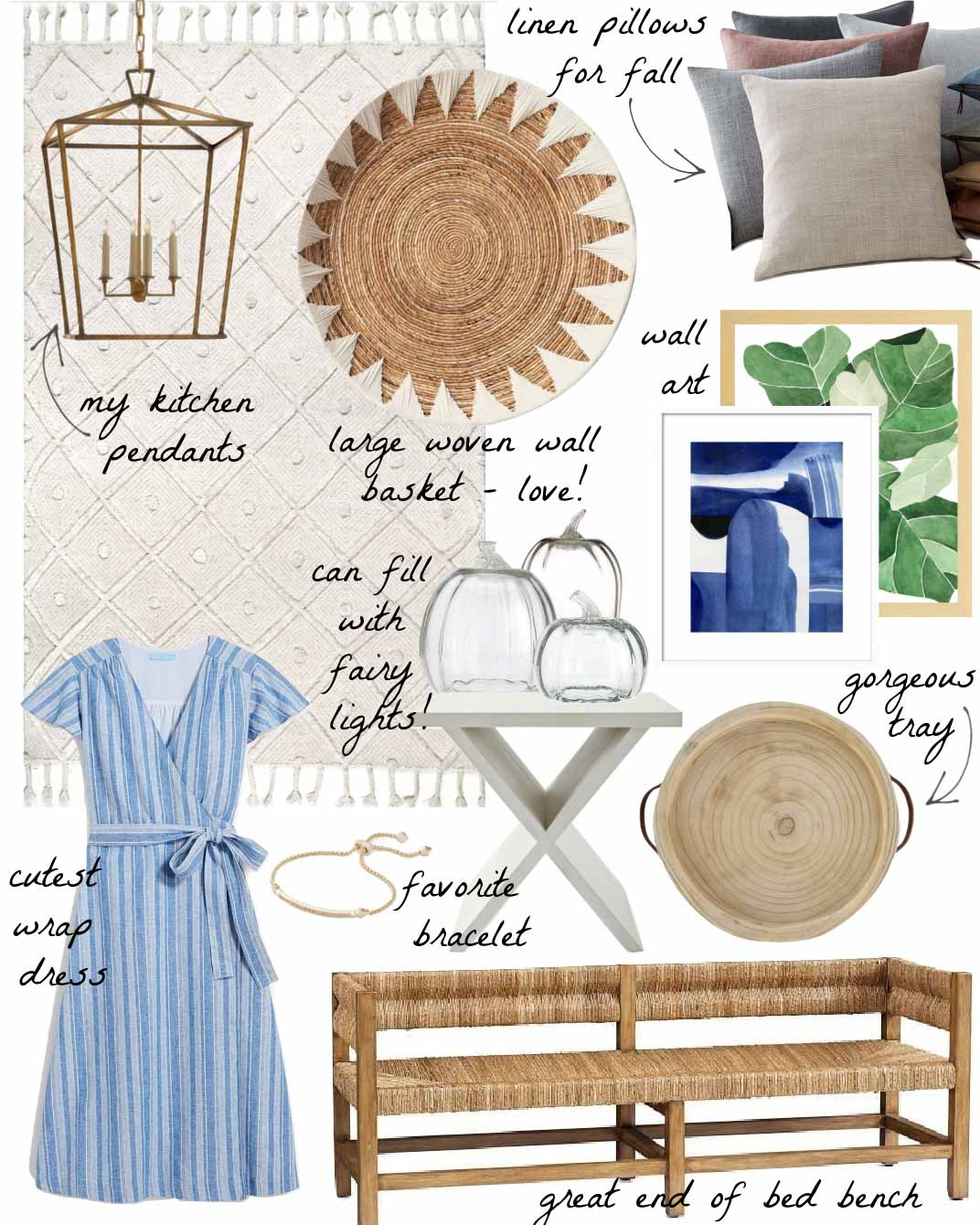 Favorites for your home that are on sale for Labor Day!