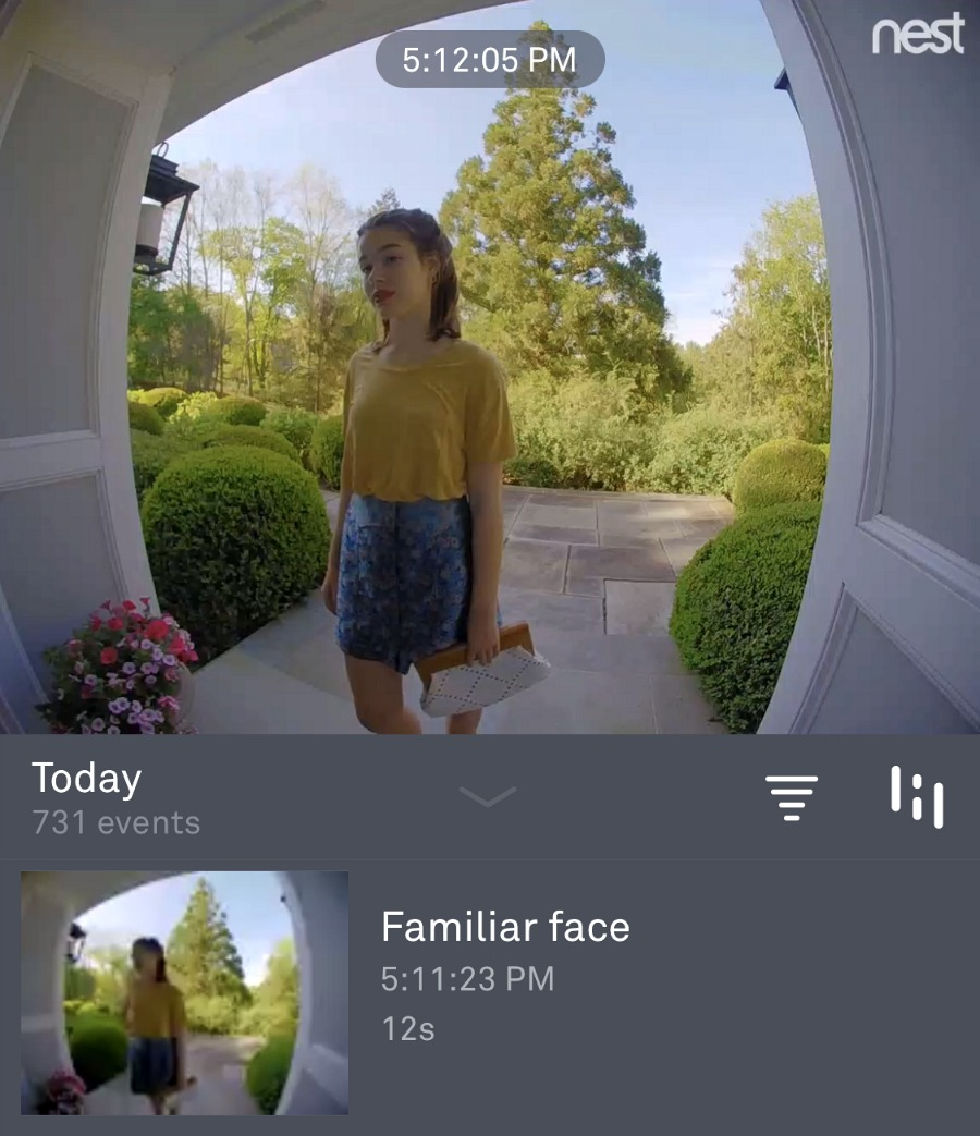 I love how the Nest Hello Doorbell can tell you if the person at your door is a familiar face or not! Lots of other features I didn't know about in this post!