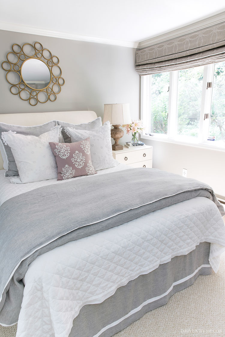Sharing six simple ideas for creating a guest bed everyone will love!