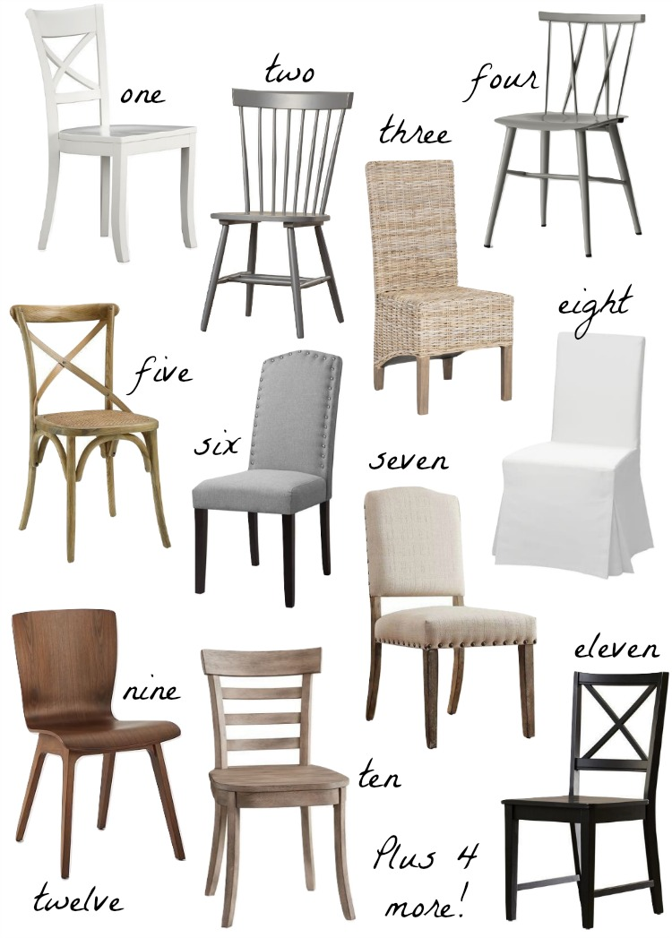 Sensational 15 Inexpensive Dining Chairs That Dont Look Cheap Machost Co Dining Chair Design Ideas Machostcouk