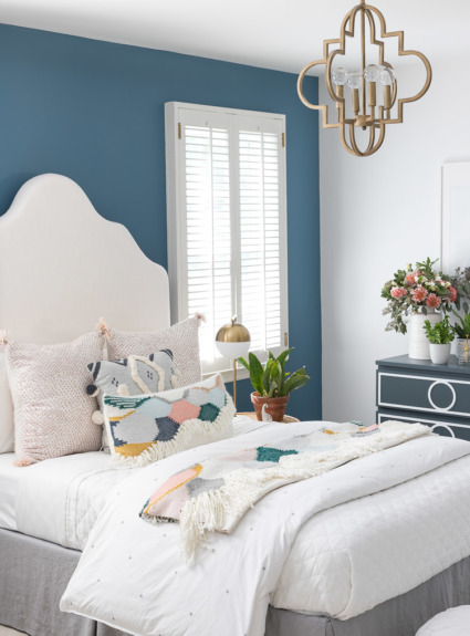 My Boho Chic Bedroom Makeover Reveal!