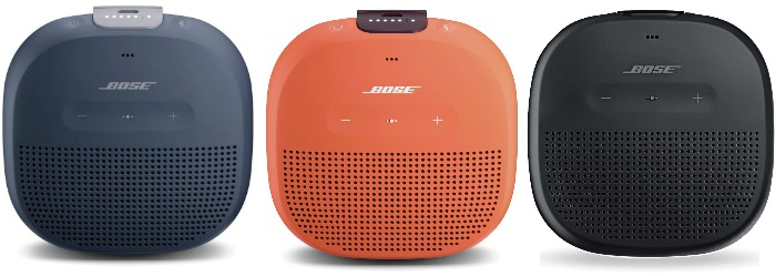 Bose micro bluetooth speaker that would make a great Christmas gift!