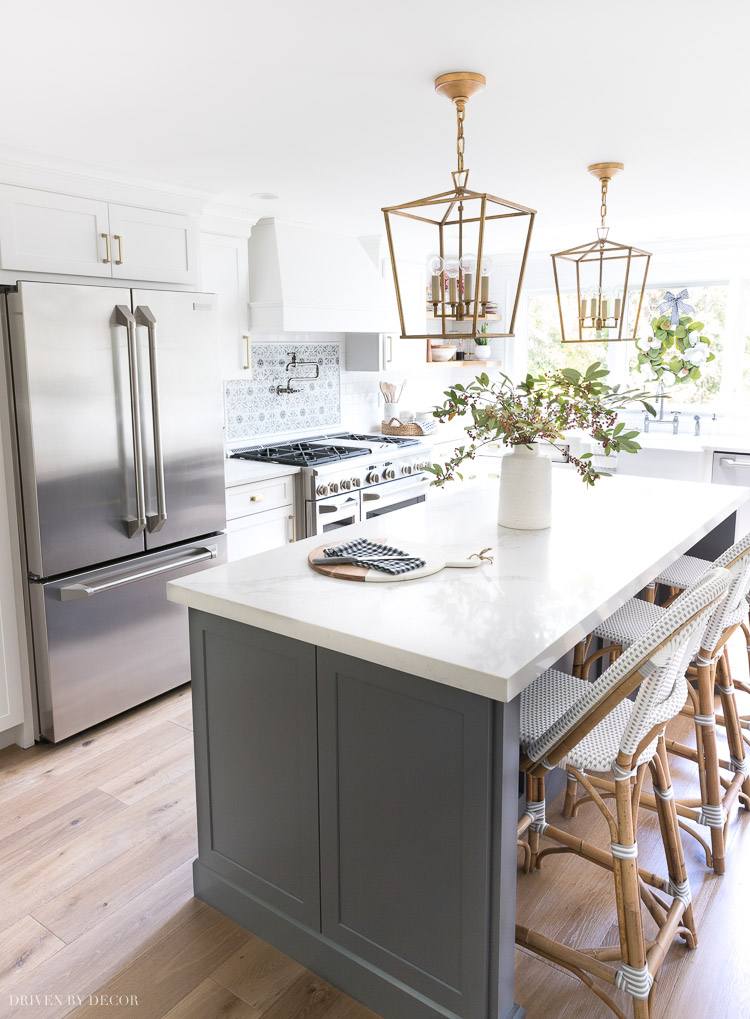 Ten Features to Look For in Your Next Kitchen Appliances