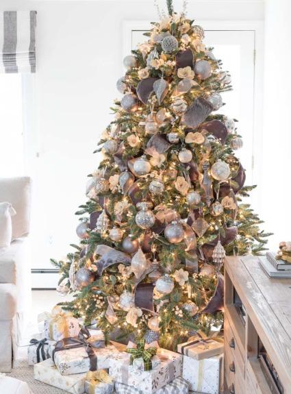 Our Christmas Home!